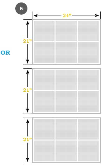 How to add window grids, window grilles, french door grids